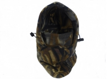A&M 6 in 1 Headgear Thermal Fleece Camo 2